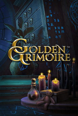 Игровой атомат Golden Grimoire